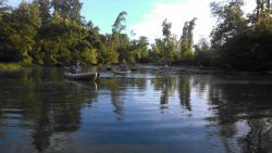 Mountain Lake Water Recreation