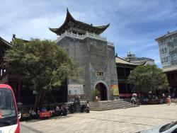 Meng Xiaoju Monument