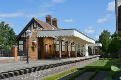 The Royal Station Wolferton