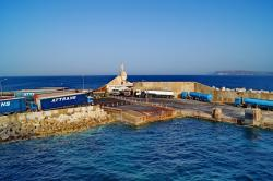 Gozo Ferry Port