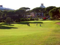 Hotel Nuevo Portil Golf Course