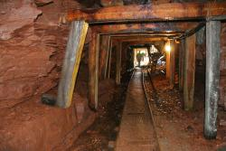 Bachelor Syracuse Mine Tour
