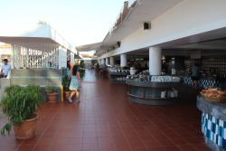 espace buffet, green restaurant