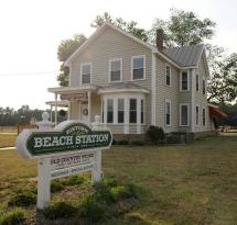 Historic Beach Station