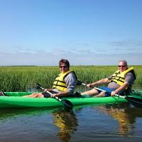 Kayaking & Canoeing