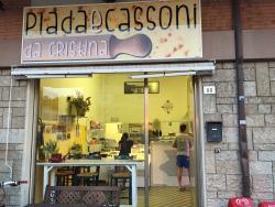 Piada e Cassoni da Cristina