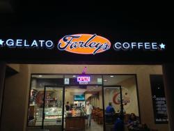 Farleys Italian Gelato and Coffee Roasters