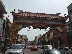 Kampung China (Chinatown)
