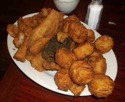 Captain Crab Calabash Seafood
