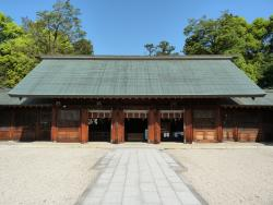 Shiga Prefecture Gokoku Shrine