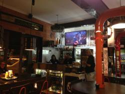 Bar e Lanchonete Banco Redondo