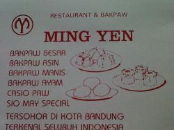 Bakpao Min Yen