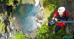Adrénal'île, Canyoning à la Réunion