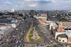 Komsomolskaya Square