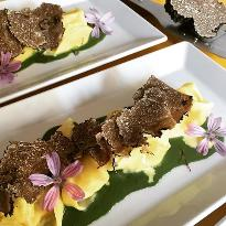 Truffle in Tuscany