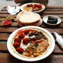 Hummus Bar - Vegetarian