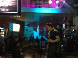 Plei Bar-Lounge