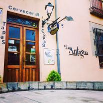 La Antigua café lounge