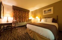 Standard Queen Bed
