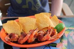 Tiki Hut Island Eatery