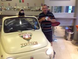 Toto's Pizzeria Italiana