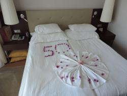 50th birthday present from housekeeping!