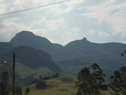 Vista do Pico do Boné
