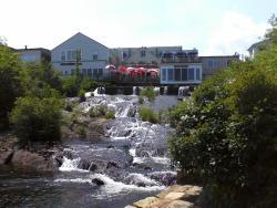 Megunticook River Falls