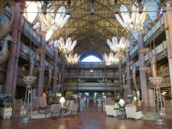 Amazing lobby!
