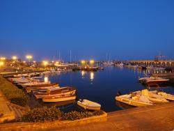 Acciaroli Port