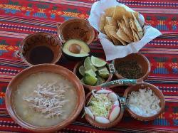 Pozoleria la Mexicanita