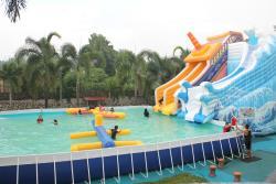 Apj Inflatable Waterpark