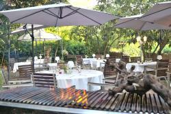 Restaurant Chateau Hermitage de Combas