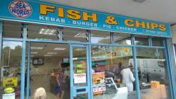 Sea World - Fish and Chip Shop