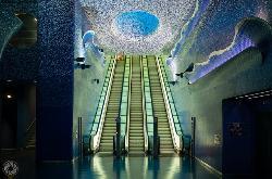 Estacion de Metro Toledo