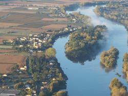 Les méandres de la Dordogne