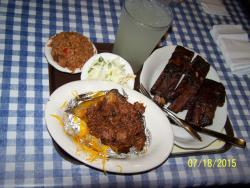 Pappas Bar-B-Q- Southwest Fwy