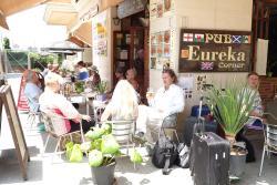Pub Eureka corner