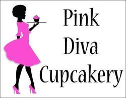 Pink Diva Cupcakerry