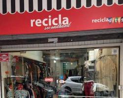 Recicla 2nd & vintage