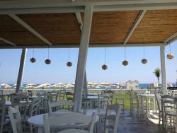 Greek taverna