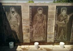 Aygeshat World War II Monument