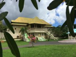 Ternate Sultanate Museum