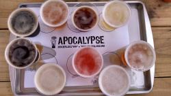 ‪Apocalypse Brew Works‬