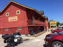 T Pattenn Cafe