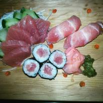 Made in sushi