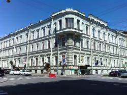 House at Bolshaya Morskaya Street, 53