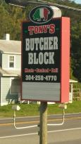 Tony's Butcher Block