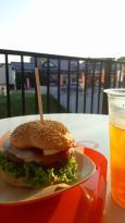 Sambe Burger Izumotaisha