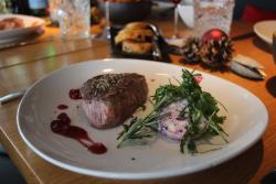 ...im CHILLI CLUB Bremen gibt's auch leckere Steaks